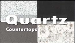 Quartz countertops from DKBC