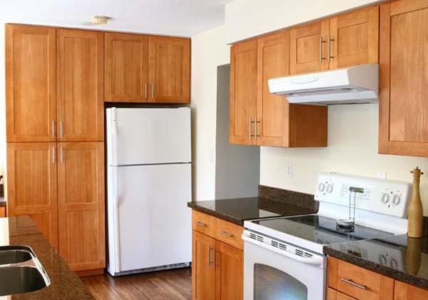 Honey Oak Shaker Kitchen Cabinets T4 | Discount Kitchen ...